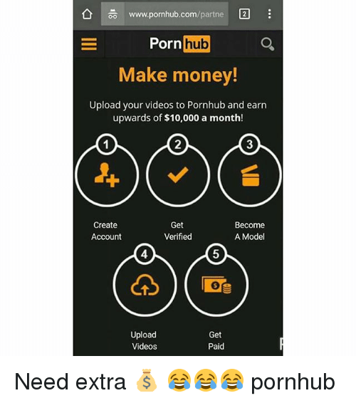 How to make money in porn