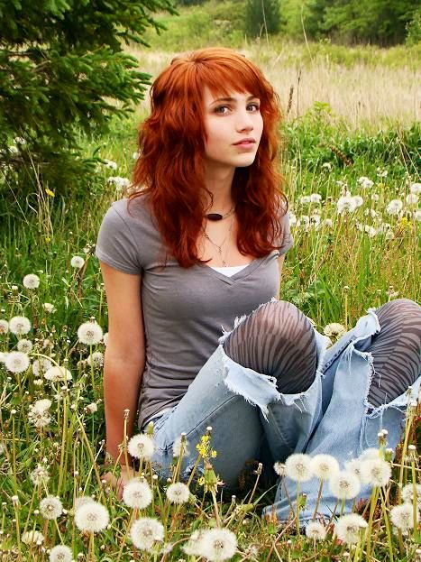 Comment candid redhead teen
