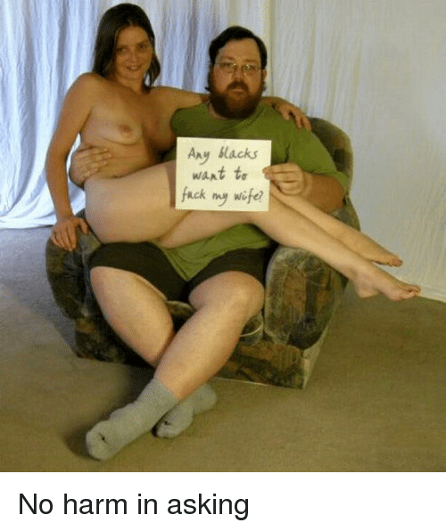 Who will fuck my wife