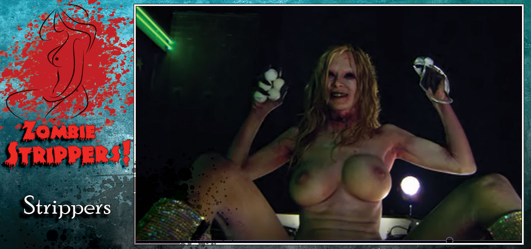 Scary looking naked porn