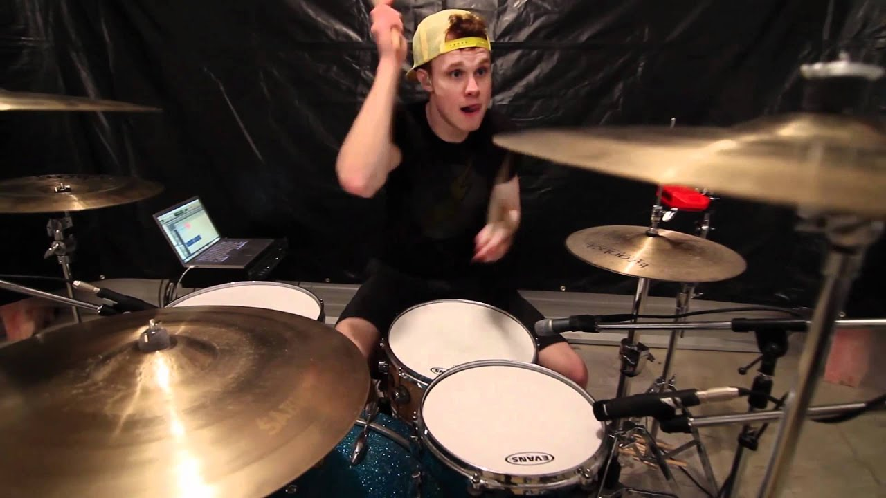 Carly rae jepsen call me maybe drum cover