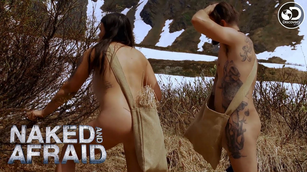 Naked castaway unblurred pics