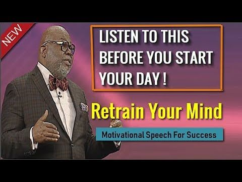 Td jakes free your mind part 1